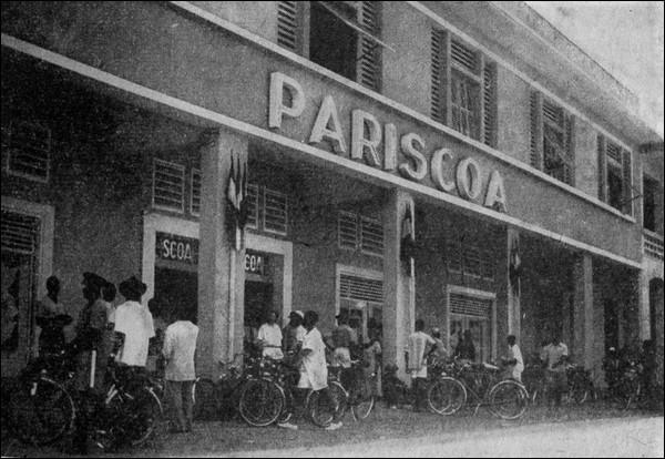 Cameroun for Chambre de commerce du cameroun