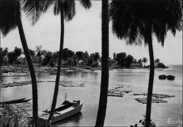 Cameroun - Restaurant l huitre y est port des barques ...