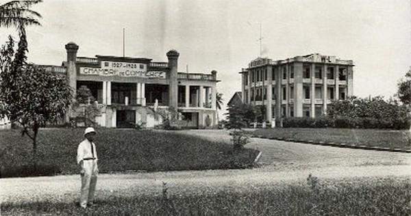 Cameroun for Chambre de commerce cameroun