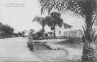 Douala, New Bell - Ecole et prison