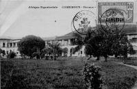 Douala, (?) - Carte postée 19.04.25