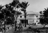 Douala, maison de la jeunesse protestante