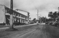 Yaoundé, centre commercial
