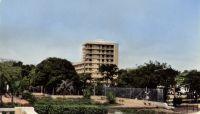 Abidjan, postée le 25.06.1965