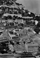 Abidjan, boulevard Lagunaire - quartier du Commerce