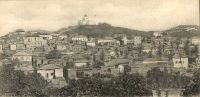 Cape Coast, general view, about 1905.