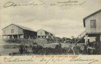 Sekondi, railway officers bungalows