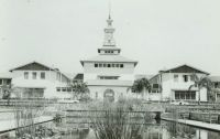 Accra, Legon University, about 1960