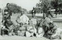 Ghana, the King and I