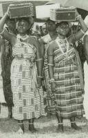 Ashanti durbar young women, 1960