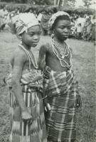 Children native costumes
