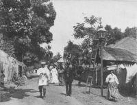 Ascension Town Village. Sierra Leone