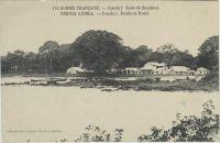 Conakry, rade de Boulbinet