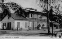 Conakry, la Mairie