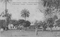 Conakry, Place du Gouvernement
