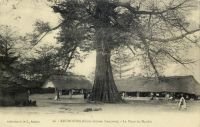Kouroussa, la place du marché