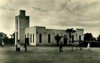 Bobo Dioulasso, la mosquée