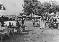 Niamey, marché du champ de foire