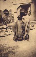 Dakar, jeunes commissionnaires