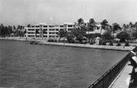 Saint-Louis du Sénégal, Bloc des Fonctionnaires et le Fleuve
