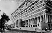 Dakar, building des services du gouvernement - il doit s'agir aujourd'hui du bâtiment des archives nationales
