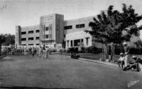 Dakar, le lycée Van Vollenhoven