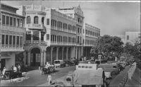 Dakar, Boulevard Pinet-Laprade et la grande Poste
