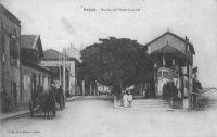 Dakar, boulevard Pinet-Laprade - à l'angle de l'avenue de la Gare