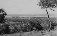 Bamako, panorama pris de Koulouba