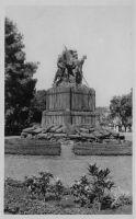 Bamako, le monument aux Morts