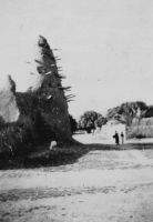 Bamako, la grande Moské (légende manuscrite) – Photo prise par un amateur et datée du 28.10.1942
