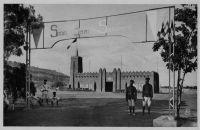 Bamako, le stade Frédéric Assomption  - Inauguré en 1928, il devient Stade Ouezzin Coulibaly en 1960