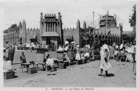 BamBamako, la place du marché