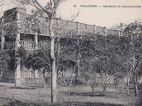 Koulouba, imprimerie du gouvernement - Située dans la cité administrative de Koulouba, colline qui surplombe la plaine de Bamako.