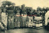 Ouidah, féticheuses de la mer.