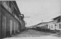 Lomé, rue Commerciale.