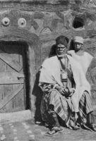 Chef des Cotocolis - Photo éditée en 1928.