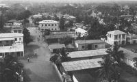 Lomé, vue générale.
